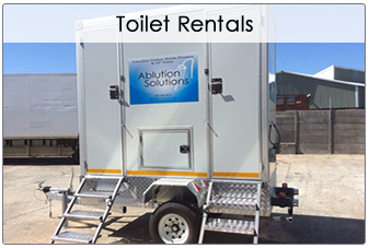 Ablution Solutions - Toilet Rentals